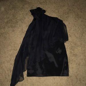 Jessica McClintock black dress